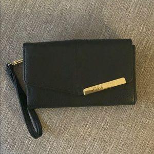 Steve Madden wallet in black